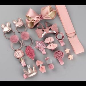 Other - Babygirl Hair Accessories (full set) Great Gift